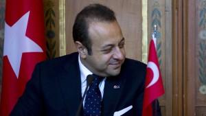 Türkei erbost über den Zeitpunkt