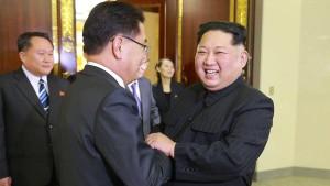 Was Kim Jong-un mit der Annäherung an Südkorea bezweckt