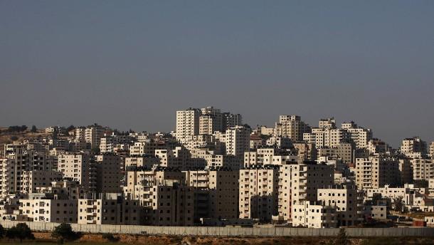 Die Neuteilung Jerusalems