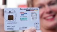 Seit Jahren wird über die Einführung der elektronischen Gesundheitskarte gestritten.