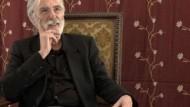 """Michael Haneke anlässlich der Oscar-Nominierung von """"Das weiße Band - Eine deutsche Kindergeschichte"""" im Interview mit der F.A.Z."""