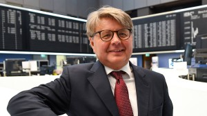 Der neue Börsen-Chef feuert den Hausjuristen