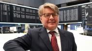 Neuer Chef der Deutschen Börse: Theodor Weimer übernimmt den Konzern.