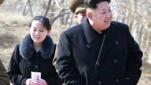 Kim Jong-uns Sister Act