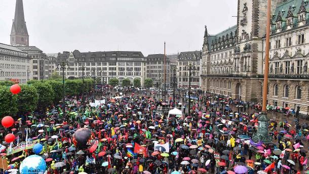 Hamburg – ein gutes Omen für die Welt?