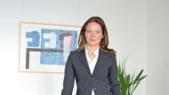 Kind und Karriere: Caroline Merk bewegt sich erfolgreich zwischen den Welten.