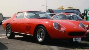 Ein Jahrgang: Mustang, Trabant, Diplomat
