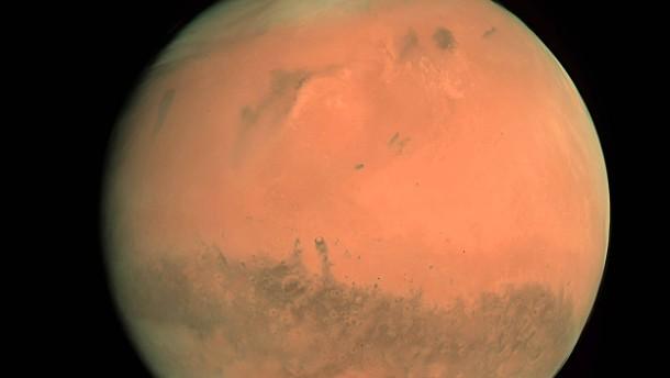So will Elon Musk den Mars besiedeln