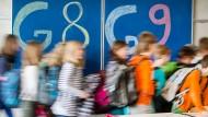 Längerer Gymnasialgang: Bayern entscheidet sich für G9.