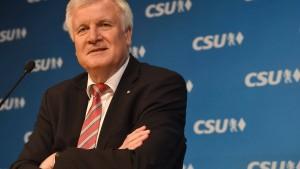 Seehofer lehnt SPD-Pläne zum Familiennachzug kategorisch ab