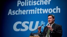 """Söder will auch Wähler der """"demokratischen Rechten"""""""