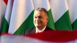 Dritte Amtszeit von Orbán möglich