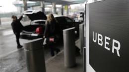 Fußgängerin stirbt nach Unfall mit selbstfahrendem Auto von Uber