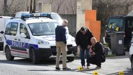Geiselnahme in französischer Stadt