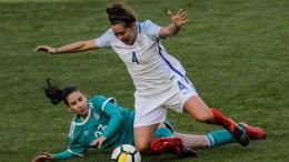 DFB-Frauen verpassen Turniersieg in Amerika