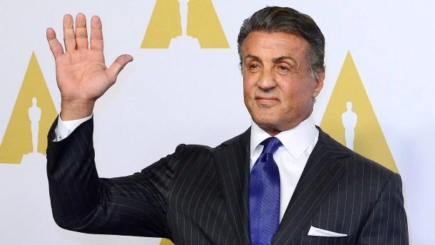 Neue Vorwürfe gegen Sylvester Stallone