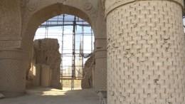 Das Rätsel der Neun-Kuppel-Moschee