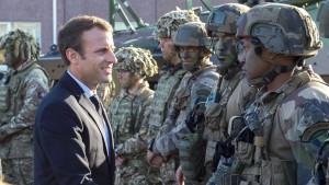 Paris stockt Wehretat deutlich auf