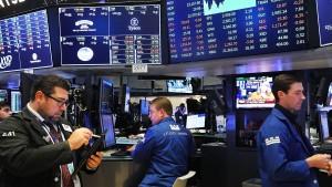 Firmenbilanzen beflügeln Amerikas Börsen