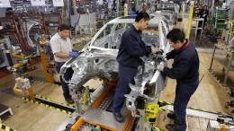 Mexikos Autoindustrie in Aufruhr