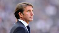 Neu in Wolfsburg: Bruno Labbadia übernimmt den abstiegsgefährdeten VfL.