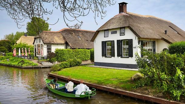 Ferienhaus im Ausland Der Immobilenmarkt in den Niederlanden