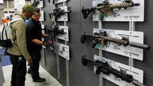 NRA klagt gegen verschärftes Waffengesetz in Florida
