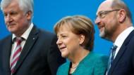Zwei Drittel SPD ein Drittel Union