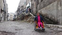 Dramatische Lage für Kinder in Syrien