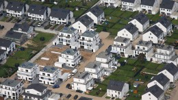 Baukredite werden teurer