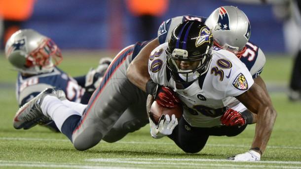 Vollmer und die Patriots verpassen den Super Bowl