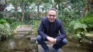 Geht in den Ruhestand: Palmengartendirektor Matthias Jenny