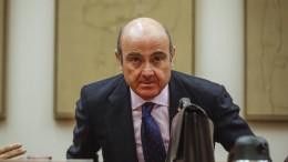 Spanien will De Guindos als EZB-Vize