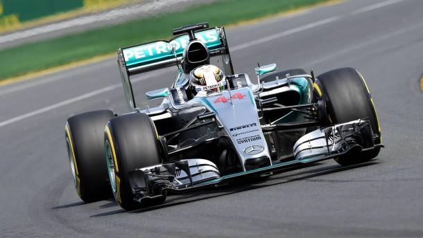 Hamilton holt erste Pole Position des Jahres
