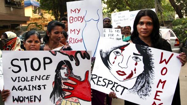 Acht Monate altes Mädchen in Indien vergewaltigt