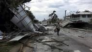 """Zyklon """"Gita"""" hinterlässt Chaos in Tonga"""