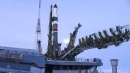 Nachschub für die ISS