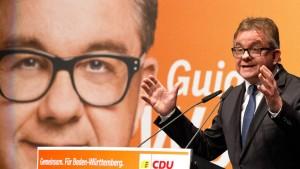 Die Südwest-CDU wird immer nervöser