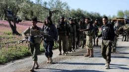 Aktivisten: Türkische Armee rückt in Afrin ein