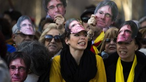 """""""Puigdemont ist und bleibt unser Kandidat"""""""