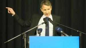 AfD-Thüringen stellt Höcke trotz Hausverbotes für Parteitag auf