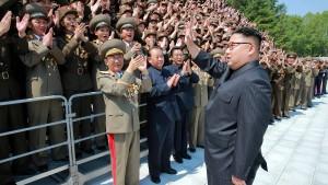 Nordkorea feuert wieder Mittelstreckenrakete ab