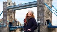 """Catherine Howarth, verheiratet mit einem Franzosen, erzählt: """"Mein Mann hat einen britischen Pass beantragt, jetzt will er ihn nicht mehr."""""""