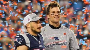 Fünf Sätze, um den Super Bowl zu überstehen