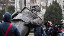 Bronze-Stalin kehrt nach Berlin zurück