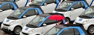 Car2Go und DriveNow gehören bald zusammen.