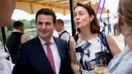 Sollen das Arbeits- und das Justizministerium übernehmen: Hubertus Heil und Katarina Barley