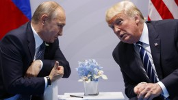 Trump und Putin planen Gipfeltreffen