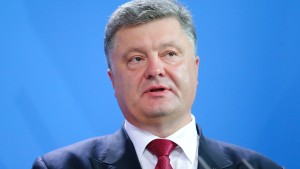 Unternehmen von Ukraines Präsidenten unter Betrugsverdacht