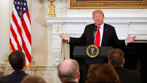 Trump: Hätte mich Attentäter auch ohne Waffe gestellt